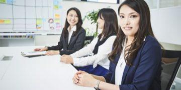 女性が活躍できる職場